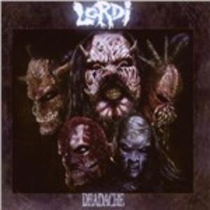 Deadache - CD Audio di Lordi