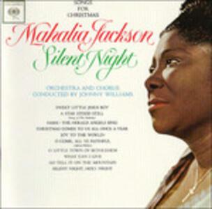 Silent Night. Songs For - CD Audio di Mahalia Jackson