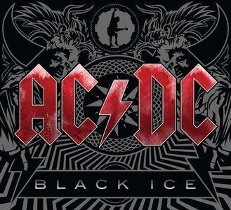 CD Black Ice di AC/DC