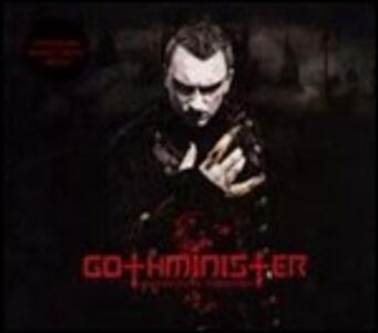 Happiness in Darkness - CD Audio di Gothminister