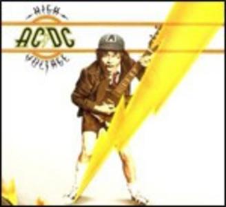 CD High Voltage di AC/DC