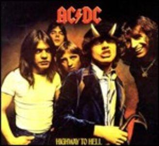 Foto Cover di Highway to Hell, CD di AC/DC, prodotto da Columbia