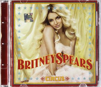 Circus - CD Audio di Britney Spears