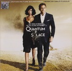 Cover CD Colonna sonora Quantum of Solace