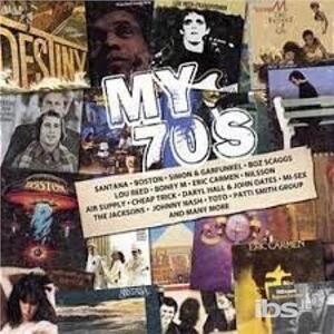 My 70's - CD Audio
