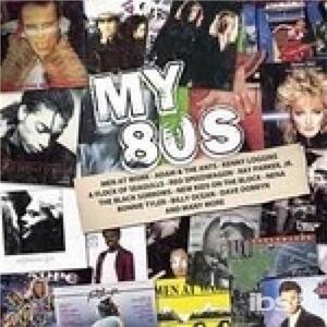 My 80's - CD Audio