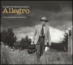 Cover CD Colonna sonora Allegro