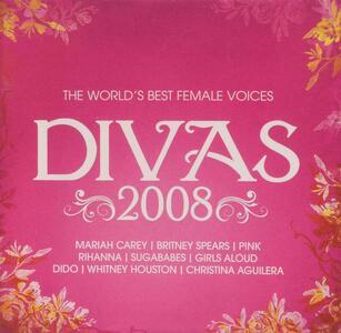 Diva's 2008 - CD Audio
