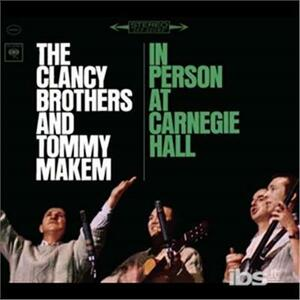 Clancy Brothers with Tommy Makem - CD Audio di Clancy Brothers