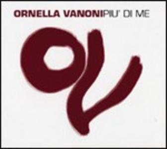 CD Più di me di Ornella Vanoni