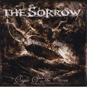 Origin of the Storm - CD Audio di Sorrow