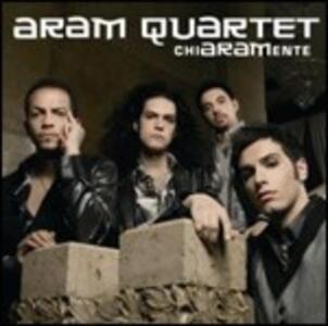 ChiaARAMente - CD Audio di Aram Quartet