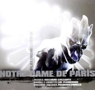 Notre Dame De Paris (Colonna Sonora) - CD Audio di Riccardo Cocciante