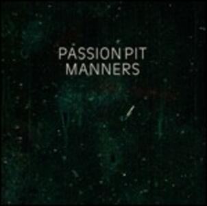 Manners - CD Audio di Passion Pit