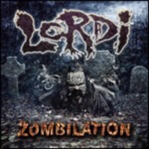 Zombilation. The Greatest Cuts - CD Audio di Lordi