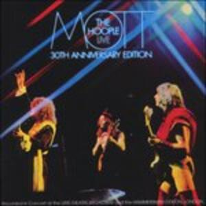 Live -30th Anniversary - CD Audio di Mott the Hoople