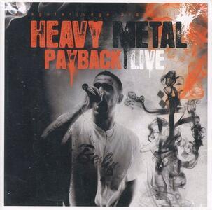 Heavy Metal Payback Live - CD Audio di Bushido