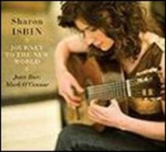 Journey to the New World - CD Audio di Sharon Isbin