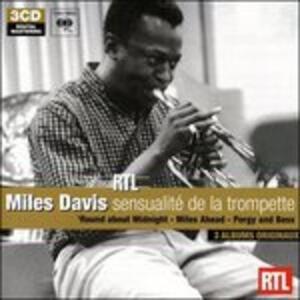 Les Jazz Rtl - CD Audio di Miles Davis