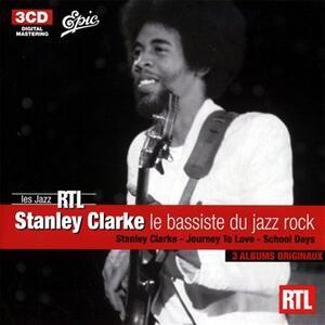 Les Jazz RTL - CD Audio di Stanley Clarke