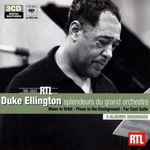 Les Jazz RTL - CD Audio di Duke Ellington