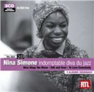 Les Jazz RTL - CD Audio di Nina Simone