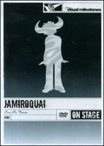 Jamiroquai. Live In Verona di Russell Thomas - DVD