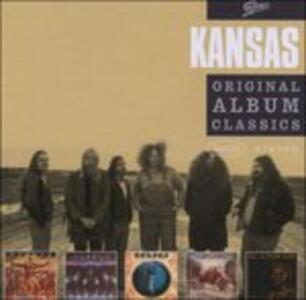 Original Album Classics - CD Audio di Kansas