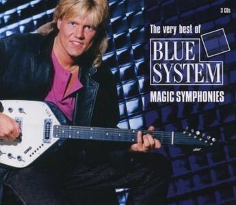 The Very Best of - CD Audio di Blue System