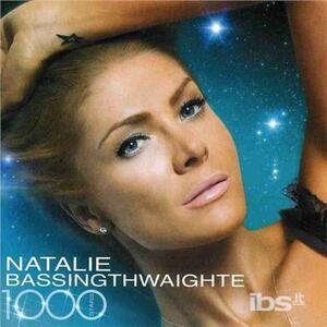 1000 Stars - CD Audio di Natalie Bassingthwaighte