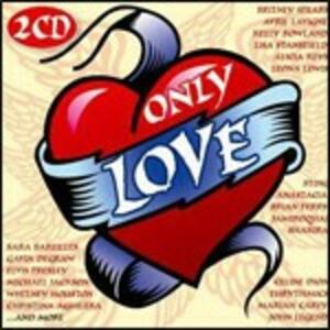 Only Love - CD Audio