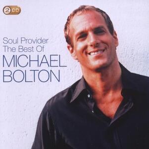 Soul Provider. The Best of Michael Bolton - CD Audio di Michael Bolton