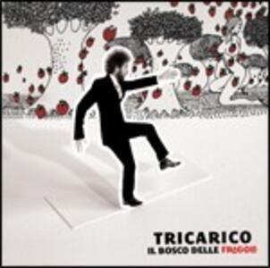 Il bosco delle fragole - CD Audio di Tricarico