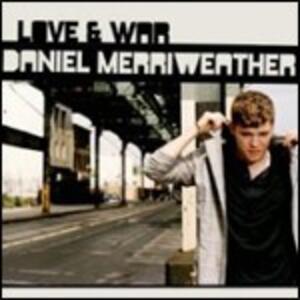 Love & War - CD Audio di Daniel Merriweather
