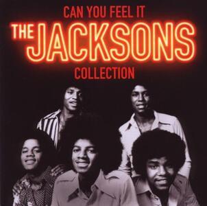 Can You Feel It - CD Audio di Jacksons