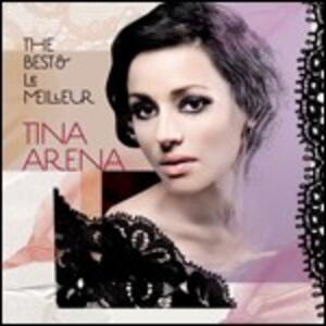 Best & le meilleur - CD Audio di Tina Arena