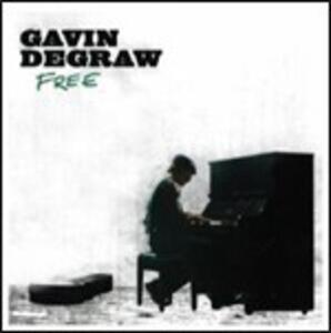 Free - CD Audio di Gavin DeGraw