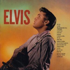 Elvis - CD Audio di Elvis Presley