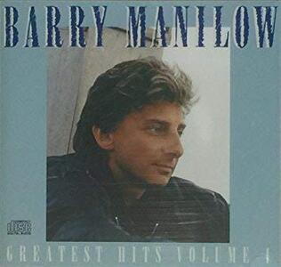 Greatest Hits vol.1 - CD Audio di Barry Manilow