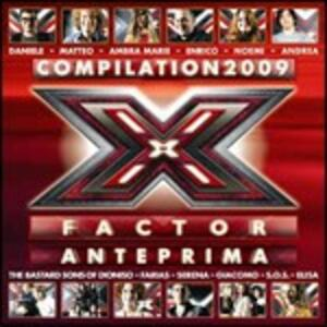 X Factor Anteprima Compilation 2009 - CD Audio