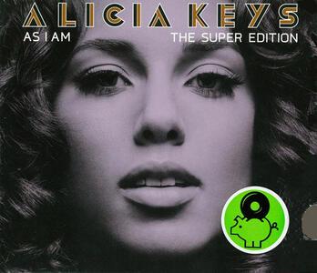 As I am - CD Audio di Alicia Keys