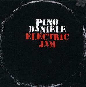 Electric Jam - CD Audio di Pino Daniele