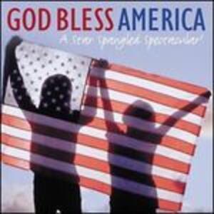 God Bless America - CD Audio