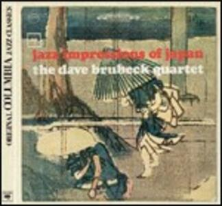 Jazz Impressions of Japan - CD Audio di Dave Brubeck