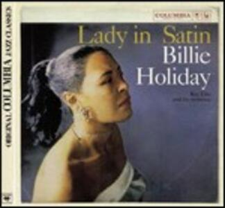 Lady in Satin - CD Audio di Billie Holiday