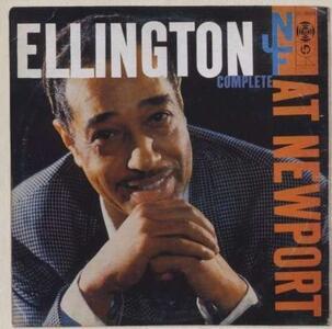 Complete at Newport 56 - CD Audio di Duke Ellington