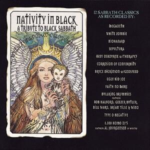 Nativity in Black - CD Audio