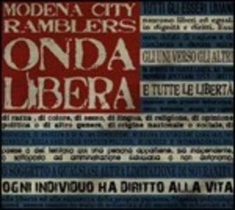 Onda libera - CD Audio di Modena City Ramblers