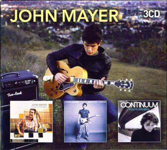 Room for Squares-Heavier - CD Audio di John Mayer