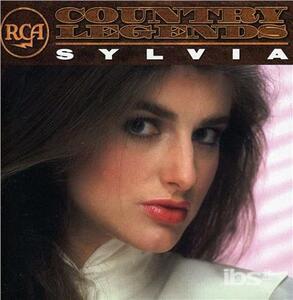 Rca Country Legends - CD Audio di Sylvia